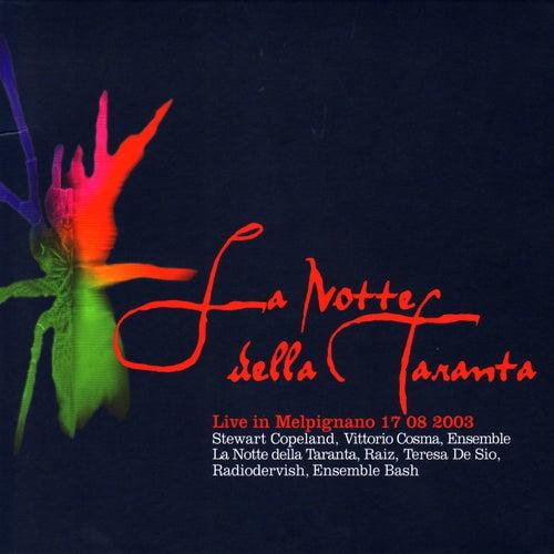 La Notte della Taranta (Live in Melpignano 17.08.2003) by Stewart Copeland