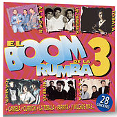 28 Canciones el Boom de la Rumba Vol. 3 by Various Artists