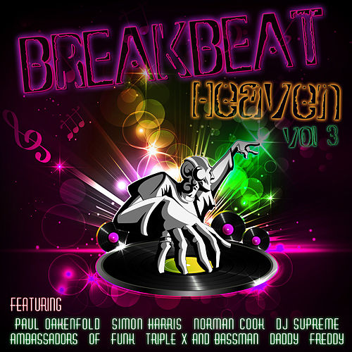 Breakbeat Heaven, Vol. 3 by Various Artists