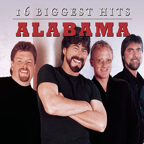 16 Biggest Hits by Alabama