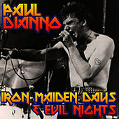 Iron Maiden Days & Evil Nights by Paul Di'anno