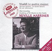 Vivaldi: The Four Seasons Etc. by Various Artists
