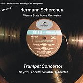 Hermann Scherchen Conducts Trumpet Concertos by Roger Delmotte
