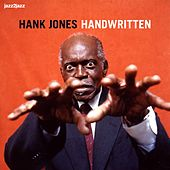 Handwritten by Hank Jones