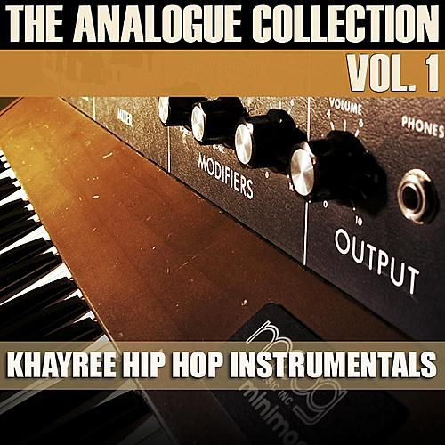 The Analogue Collection Vol. 1 by Khayree
