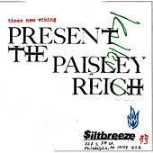 Present the Paisley Reich by Times New Viking