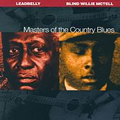 Masters Of The Country Blues by Leadbelly
