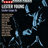 A Jazz Hour With Lester Young: Lester Leaps In by Lester Young