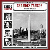 Grandes Tangos by Various Artists