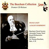 Liszt: A Faust Symphony (The Beecham Collection) by Various Artists