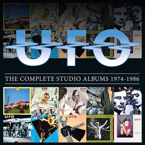 The Complete Studio Albums (1974-1986) by UFO