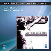Allegri: Miserere by Various Artists