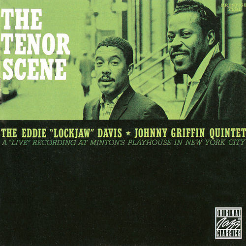 The Tenor Scene by Eddie 'Lockjaw' Davis