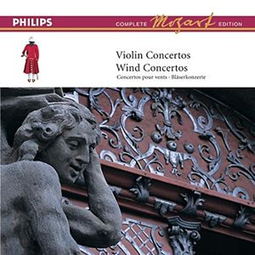 Mozart: Complete Edition Box 5: Violin/Wind Concertos by Various Artists