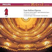 Mozart: Complete Edition Box 15: Late Italian Operas by Various Artists
