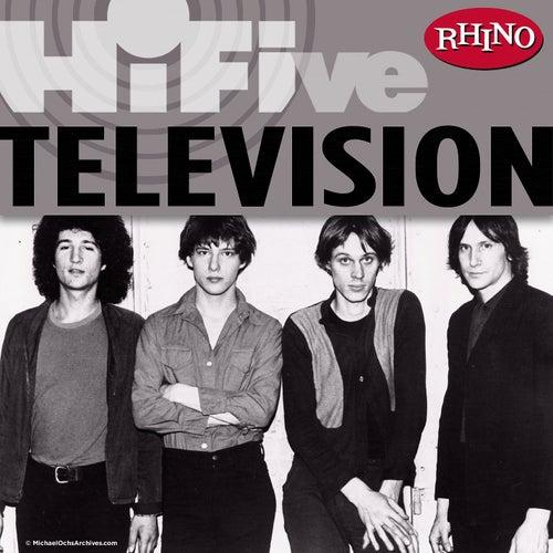 Rhino Hi-Five: Television von Television