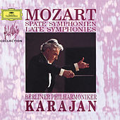 Mozart: Late Symphonies by Berliner Philharmoniker