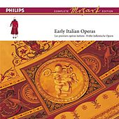 Mozart: Complete Edition Box 13: Early Italian Operas by Various Artists