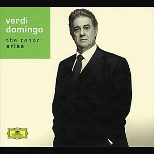 Verdi: The Tenor Arias by Various Artists