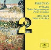 Debussy: Préludes; Suite bergamasque; Pour le piano by Various Artists