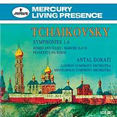 Dorati conducts Tchaikovsky by Various Artists