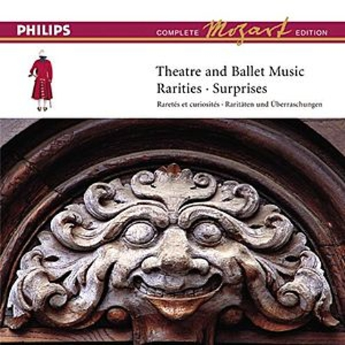 Mozart: Complete Edition Box 17: Theatre & Ballet Music by Various Artists