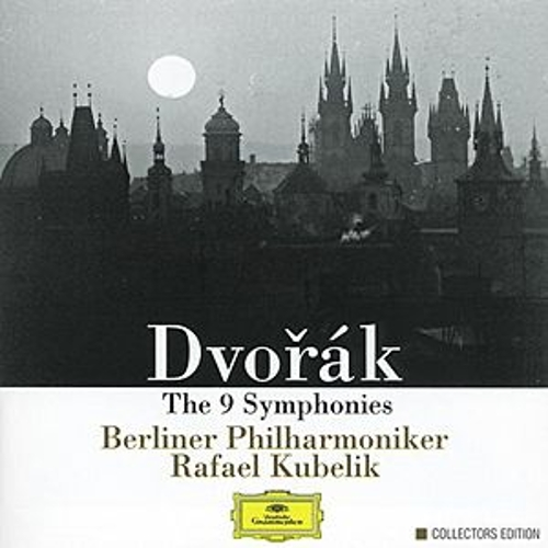 Dvorak: The 9 Symphonies by Various Artists