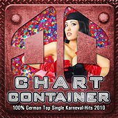 Chart Container - 100% German Top Single Karneval - Hits 2010 by Various Artists