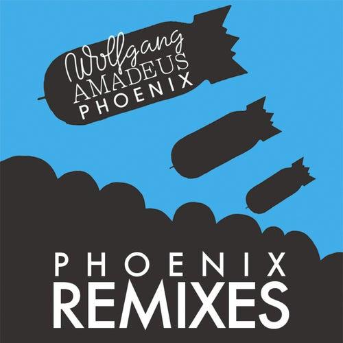 Wolfgang Amadeus Phoenix Remixes by Phoenix