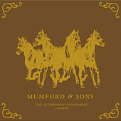 Live From Shepherd's Bush Empire by Mumford & Sons