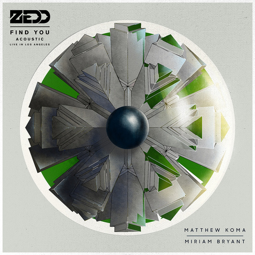 Find You by Zedd