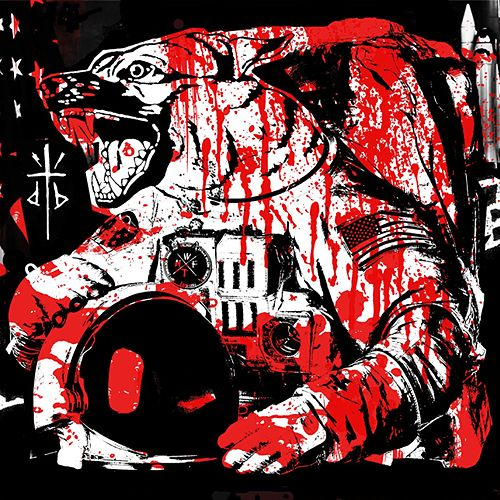 Middle Finger Pt. 2 Remix EP by Dog Blood