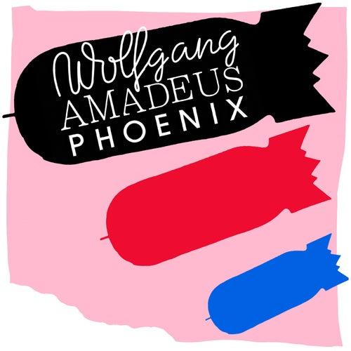 Wolfgang Amadeus Phoenix EP by Phoenix