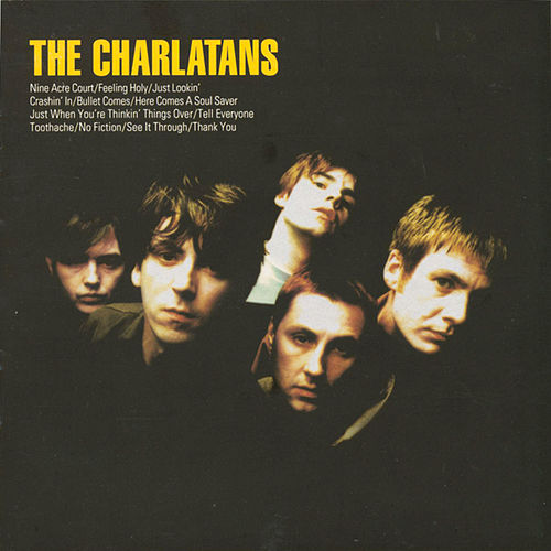 The Charlatans U.K. by Charlatans U.K.