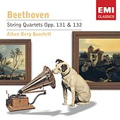 Beethoven: String Quartets 14 & 15 by Alban Berg Quartet