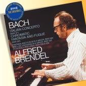 Bach, J.S.: Italian Concerto etc by Alfred Brendel