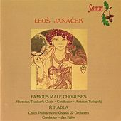 Leoš Janáček: Famous Male Choruses & Říkadla (Nursery Rhymes) by Various Artists