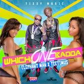 Which One Badda - Single by Elephant Man