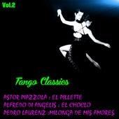 Tango Classics, Vol.2 by Various Artists