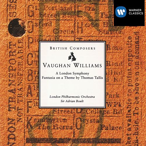 Vaughan Williams - Orchestral Works by London Philharmonic Orchestra