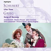 Schubert: Lilac Time; Grieg: Song of Norway by Various Artists