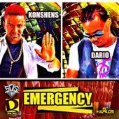 Emergency - Single by Konshens