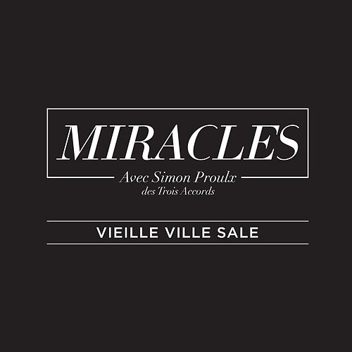 Vieille ville sale - Single by The Miracles