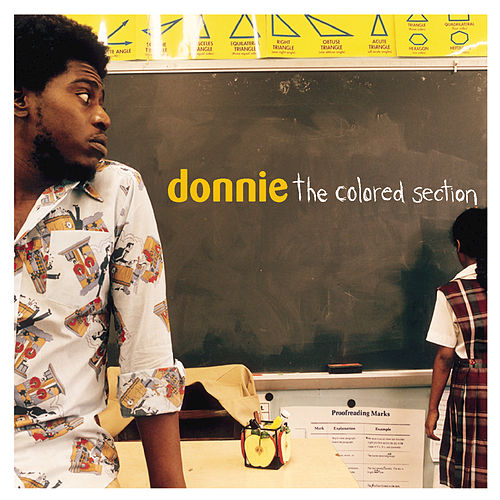 The Colored Section by Donnie