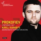 Prokofiev: Symphonies Nos. 3 & 7 by Kiril Karabits