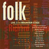 Folk Live from Mountain Stage von Various Artists