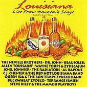 Louisiana Live From Mountain Stage von Various Artists