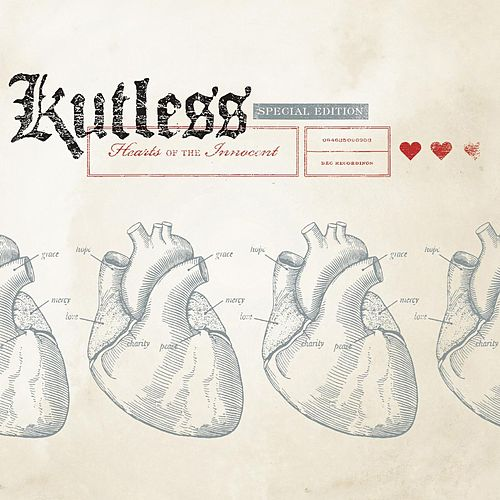 Hearts of the Innocent (Special Edition) by Kutless