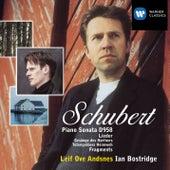 Schubert: Sonata / Lieder by Leif Ove Andsnes