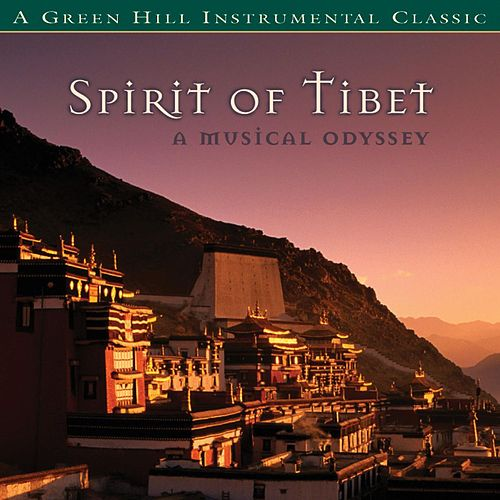Spirit Of Tibet by David Arkenstone